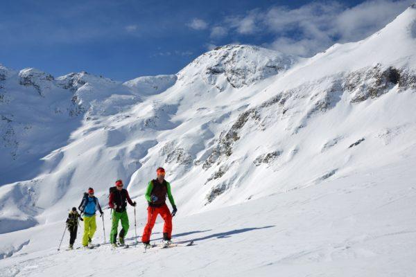 Ferien Kleinarl - Skitouren